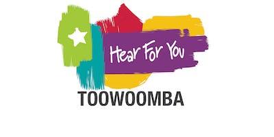 Hear For You QLD Life Goals & Skills Blast - Toowoomba 2019
