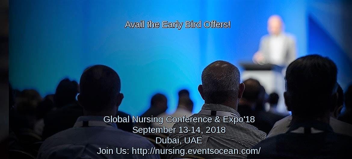 Global Nursing Conference and Expo- 2018