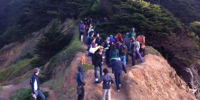 Hiking for impact investing, social enterprise & systemic change