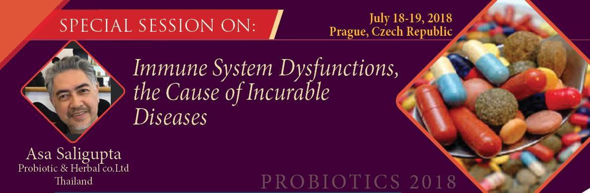 7th Annual congress on  Probiotics,Nutrition
