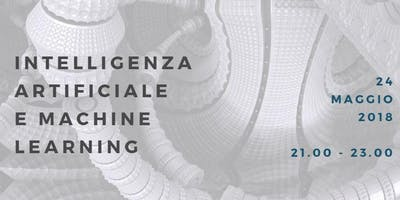 Intelligenza artificiale & machine learning