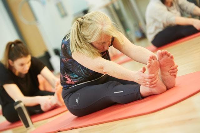 Yoga - RAH - Monday 21st May