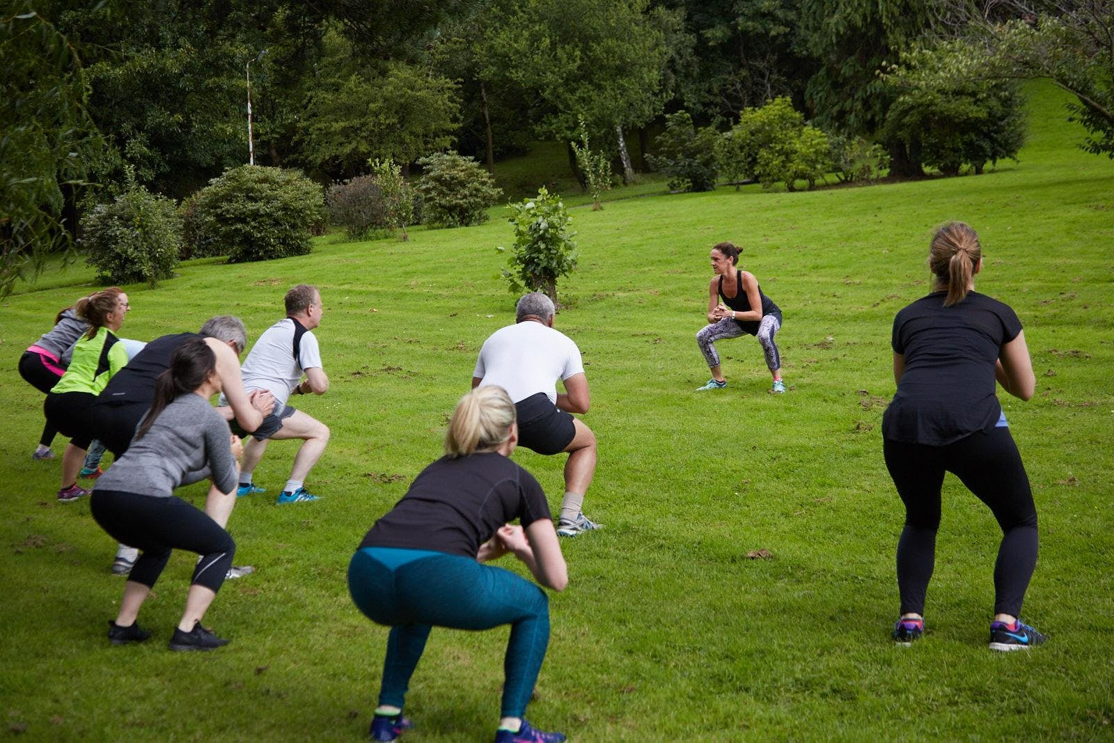 Boot Camp - Leverndale - Monday 21st May