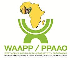 PPAAO / WAAPP GUINEE logo