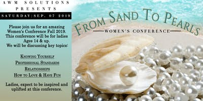 From Sand to Pearls Women's Conference