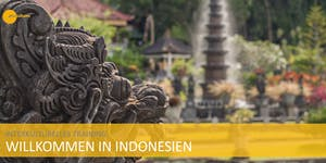 Interkulturelles Training Indonesien