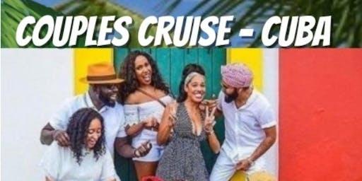 Couples Cruise - Cuba