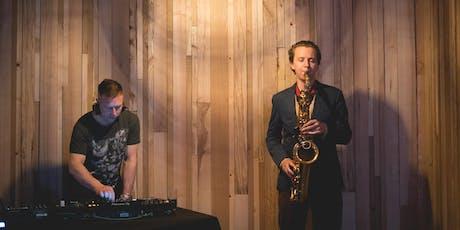 DJ and Sax Saturdays tickets