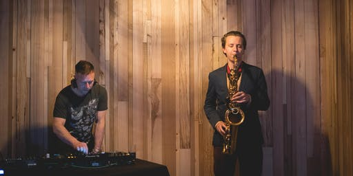 DJ and Sax Saturdays