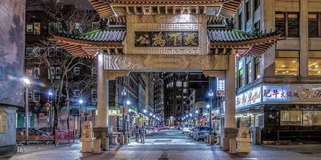 Hunt's Photo Walk: Chinatown to Downtown Crossing tickets