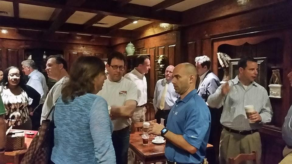 Bergan County Networking After Work - June 12