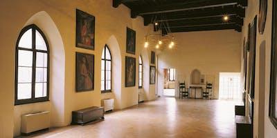 """conferenza """"Il ritratto castiglionese di Alfonso del Rio e la ritrattistica a Milano nel pieno Seicento"""" a cura di Laura Facchin"""