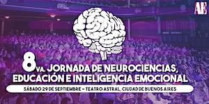 8va. Jornada de Neurociencias, Educación e...