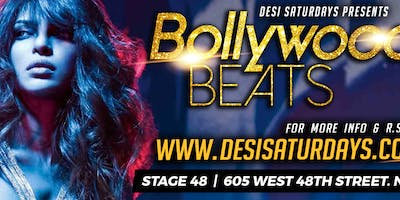 Bollywood Beats @ Stage48 NYC - A Weekly Saturday