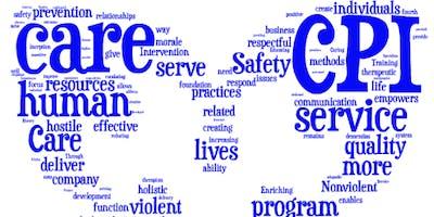 Nonviolent Crisis Prevention Training (2 Day Version)