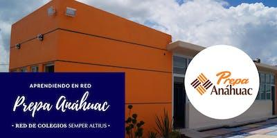 Prepa Anáhuac, funcionamiento académico y disciplinar, visita y panel en Prepa Anáhuac Monterrey campus San Agustín