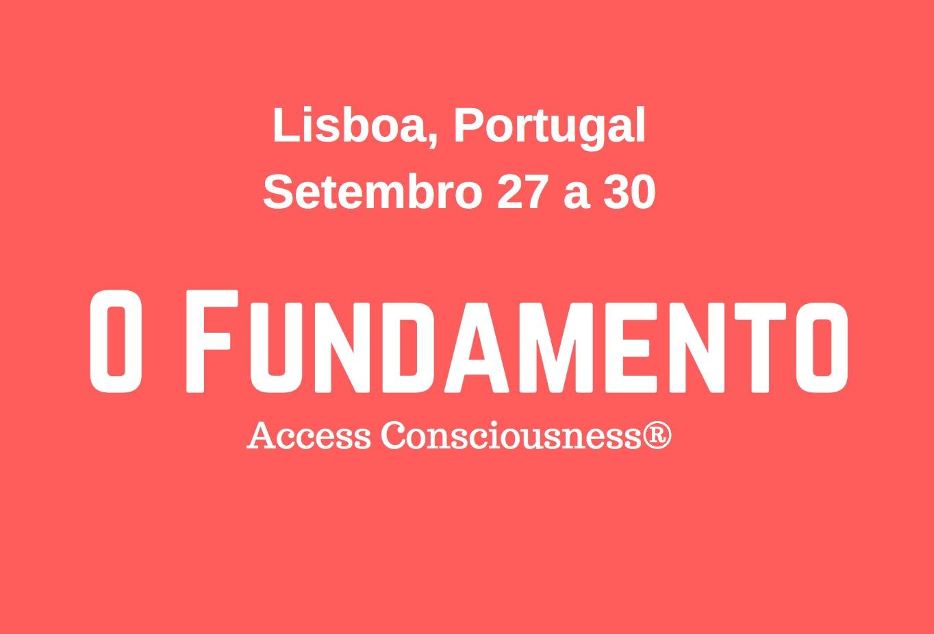 O Fundamento em Lisboa, Portugal