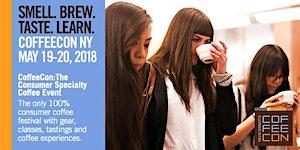 CoffeeCon New York 2018