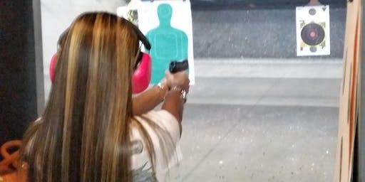 Friday Night Shoot ~ Battery at the Range