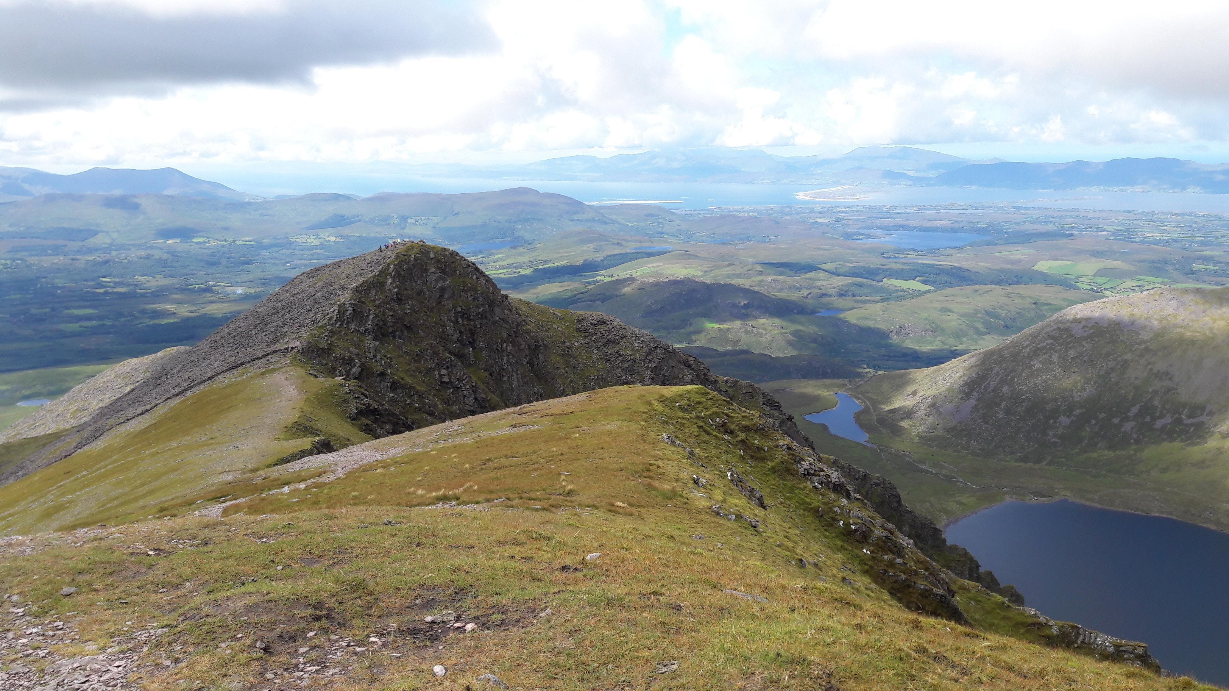 Climb Carrauntoohil: 20th May
