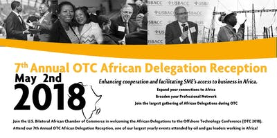 8th Annual OTC African Delegation Events