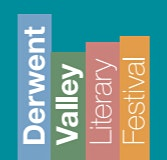 Derwent Valley Literary Festival: A Celebration of Books logo
