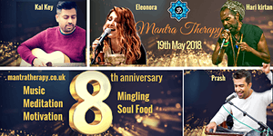 The Mantra Therapy Experience: 8th Anniversary Special...