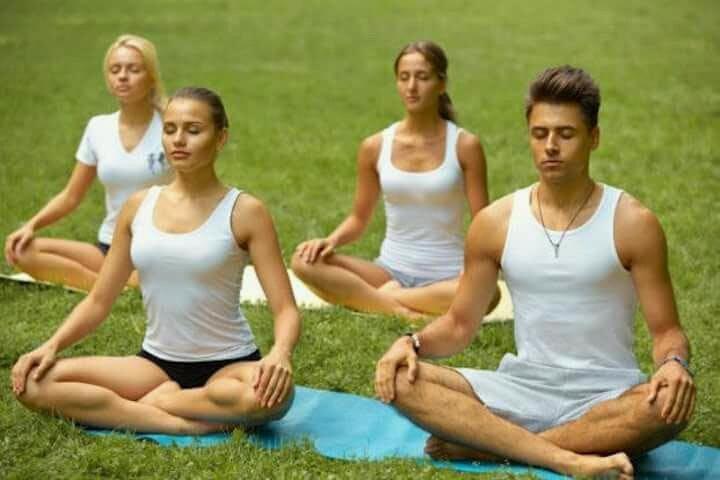 Torino yoga al parco