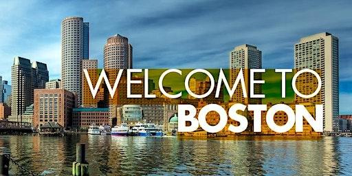 Boston 2020 Professional Hiring Event.