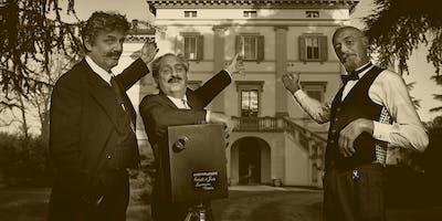 INSOLITO PICNIC A CASA LUMIERE con Malandrino&Veronica ed Eugenio Bortolini
