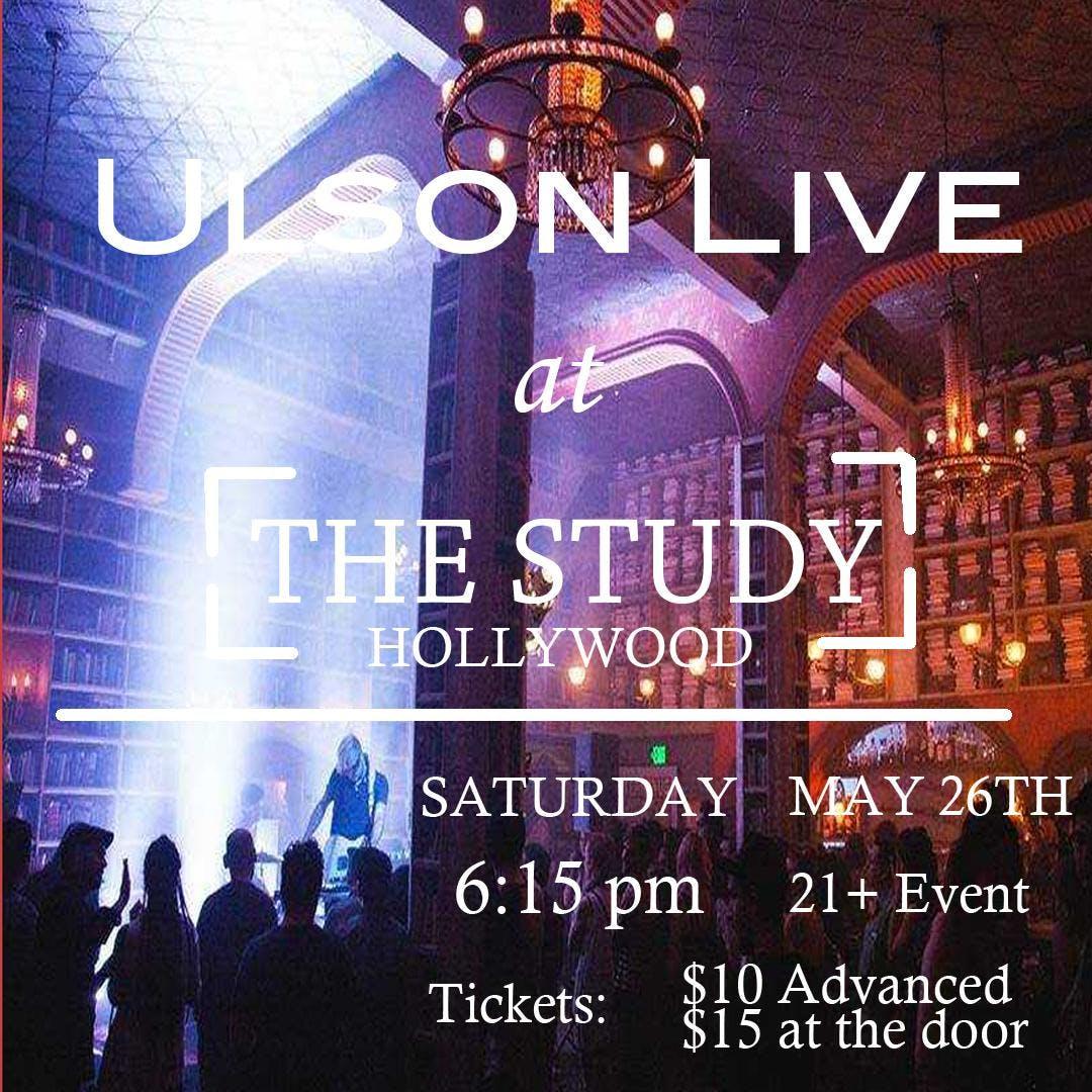 Ulson Live at The Study