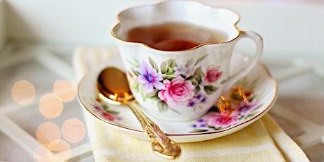 Morning Tea with Mari tickets