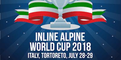Registration Fee 2018 Inline Alpine World Cup