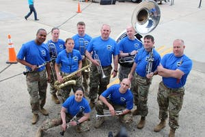 78th Army Dixieland Brass Band - Free Concert