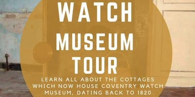 Coventry Watch Museum Tour