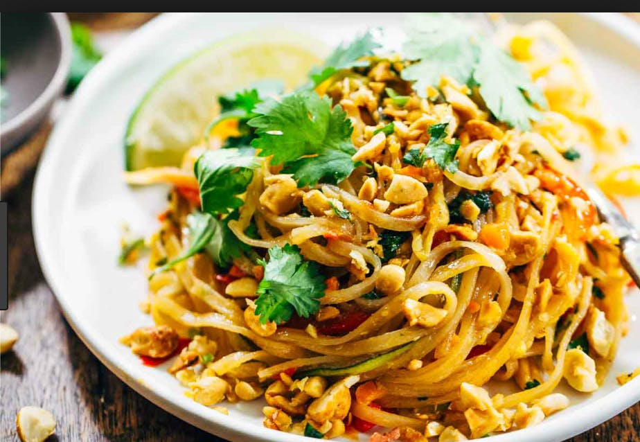Free Healthy Thai Cooking Class