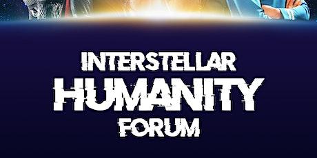 Interstellar Humanity Forum tickets
