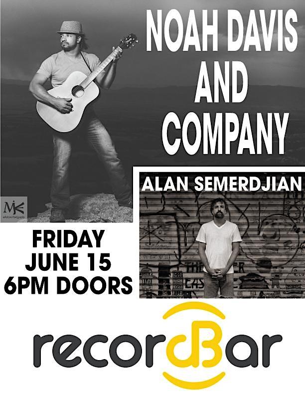 Noah Davis & Company with Alan Semerdjian