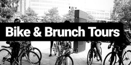 Bike & Brunch Tours: Baltimore City Tour tickets