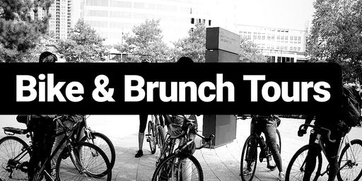 Bike & Brunch Tours: Baltimore City Tour
