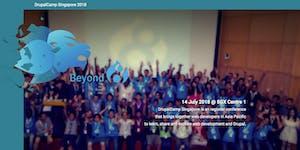 DrupalCamp Singapore 2018: Beyond D8