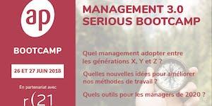 MANAGEMENT 3.0 SERIOUS BOOT CAMP