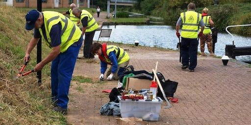 IWA Northampton Arm Canal Cleanup