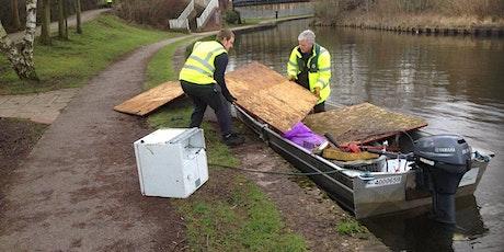 IWA Burslem Arm Canal Cleanup tickets