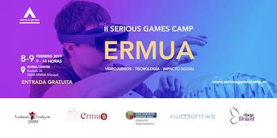 II Serious Games Camp Ermua 2019
