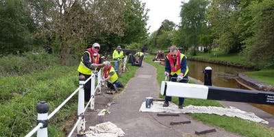 IWA Cheshire Locks Canal Cleanup