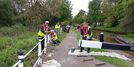 IWA Cheshire Locks Canal Cleanup tickets