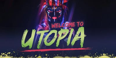Welcome to Utopia Magdeburg - Neon Paradise