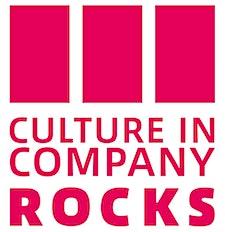 CULTURE IN COMPANY ROCKS logo
