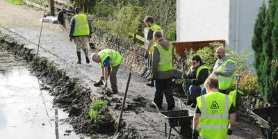 IWA Lichfield & Canal & River Trust Canal Clean-up